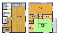 淡路市野島江崎_野島江崎の別荘地にあるダイワハウス施工の中古住宅。海が一望できます!駐車スペースあり!