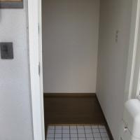 玄関口部分(玄関)