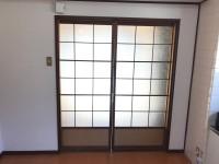 和室には扉付き