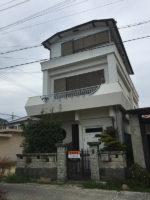 佐野ー中古住宅3階建