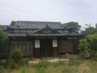 広石ーお庭の広い古民家