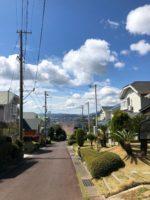 カーム津名分譲地内風景