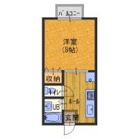 室内間取図(間取)