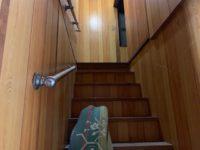 家1の階段(内装)