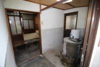 井戸(玄関)