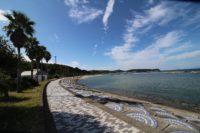 近くの海水浴場(周辺)