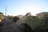 淡路市草香北_海の近くの高台にある別荘地の一画。釣り好きにもピッタリな場所です!