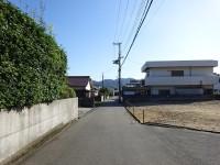 東側接道(周辺)
