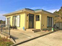淡路市中持(東浦)-自然に囲まれた平屋戸建住宅 家庭菜園スペースあり