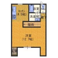 室内1階間取図(間取)