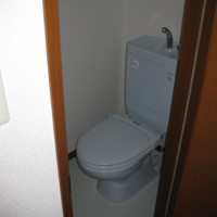 2階トイレ(内装)