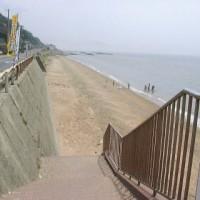 五色浜海水浴場(周辺)