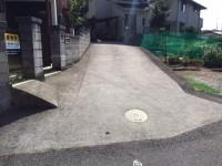 接面道路(周辺)