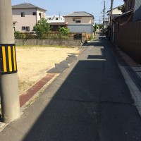 接道1(南西側)(周辺)