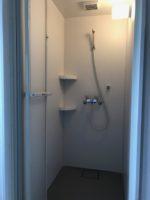 シャワールーム(内装)