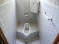 トイレ(和式)