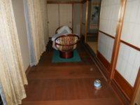 1階和室横の板間(内装)