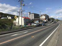 島内主要道路(国道28号線)沿い、絶景店舗物件