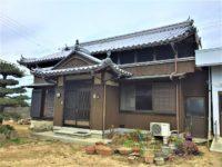 南あわじ市榎列◆和風建築の平屋◆敷地249坪